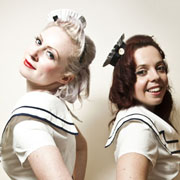40s tribute show band act