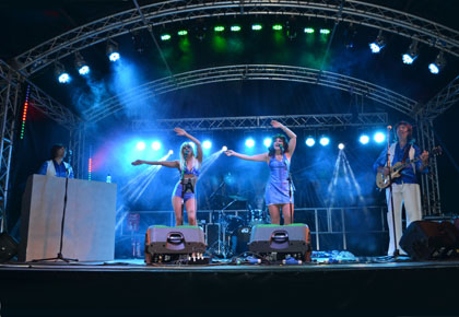 abba tribute band dorset