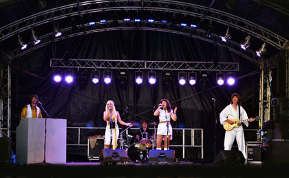 abba tribute somerset devon avon