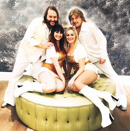 abba stars tribute band