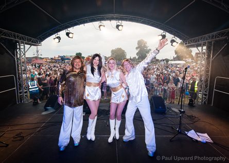 abba stars tribute band uk