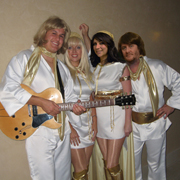 abba's angels abba tribute band / duo