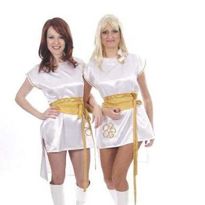 abba tribute duo north west